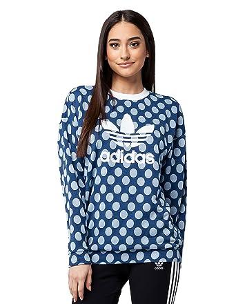 adidas Originals Women's Trefoil Crew Sweater