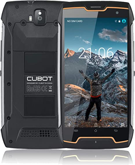 CUBOT King Kong Rugged - Smartphone IP68, Antipolvo, antigolpes ...