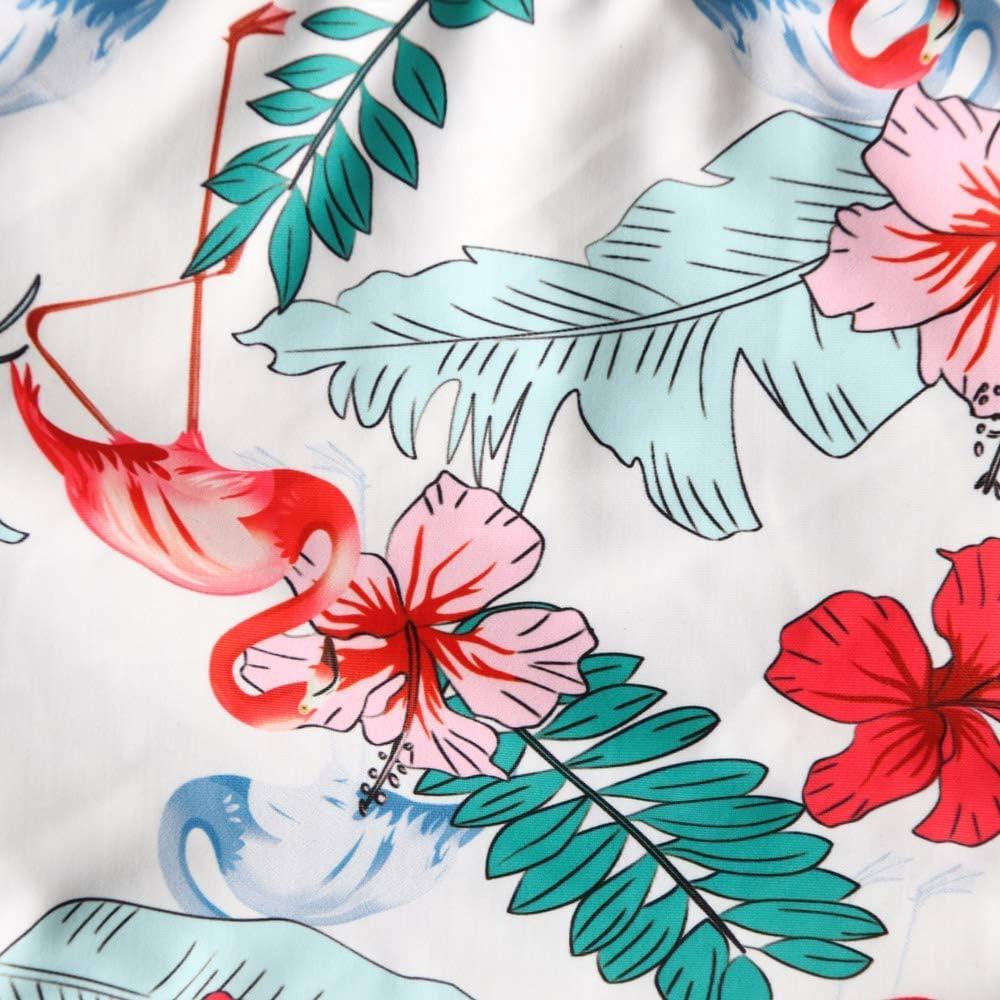 swimall Two Piece Bikini Swimsuit for Women Ruffled Tummy Control Halter Push Up High Waisted Tankini Bathing Suit