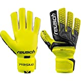 Reusch Prisma Prime G3 Negative Cut Finger Support Goalkeeper Gloves for Soccer