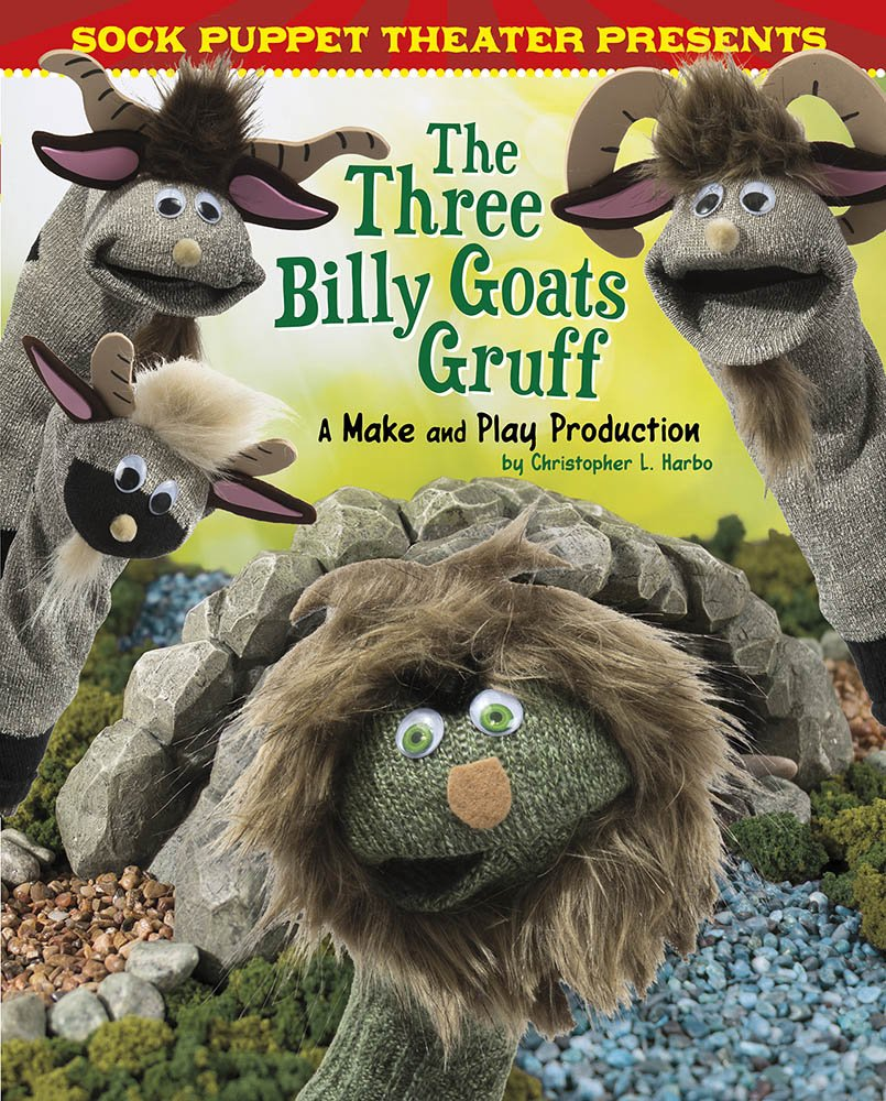 sock-puppet-theater-presents-the-three-billy-goats-gruff-a-make-play-production