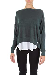 ONLY Langarm Pullover Stehkragen Feinstrick Rüschen Hellrosa Größe S ... bdb2d82c8a