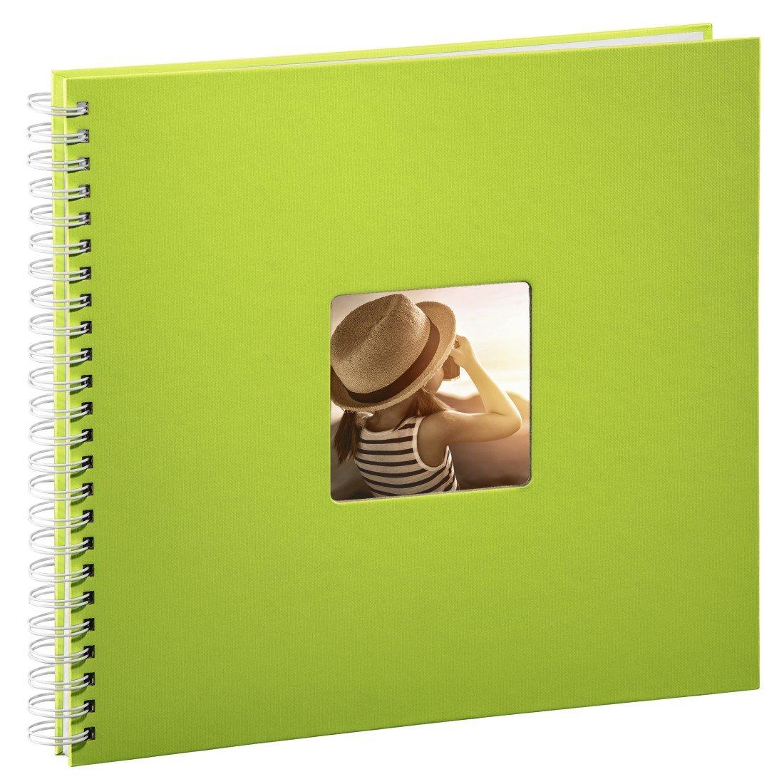 Hama Fine Art Album Fotografico, 36 X 32 cm, Verde 00002116