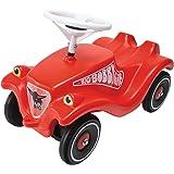 Big- 800001303- Porteur Enfant, Vehicule Enfant, Big Bobby Car Classic, Rouge