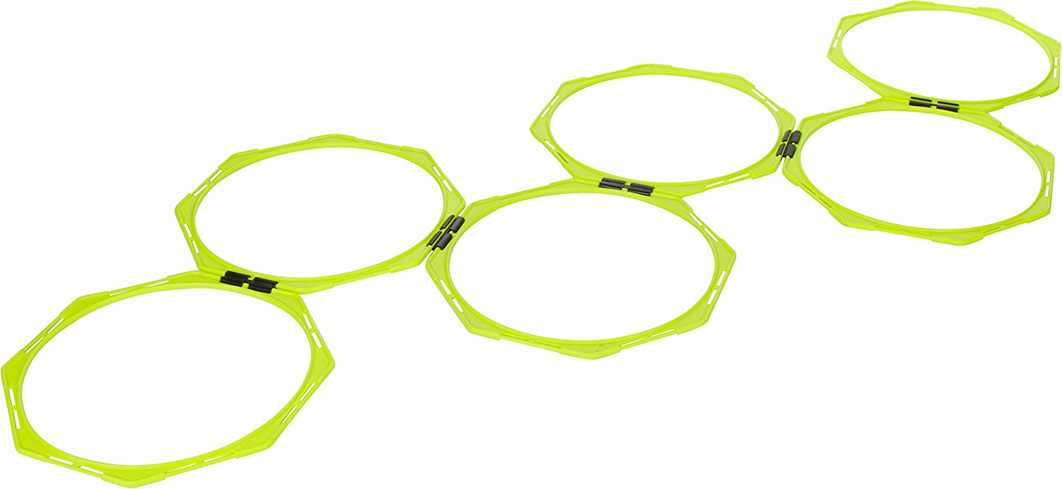 SPART Hexagonal Speed and Agility Training Rings