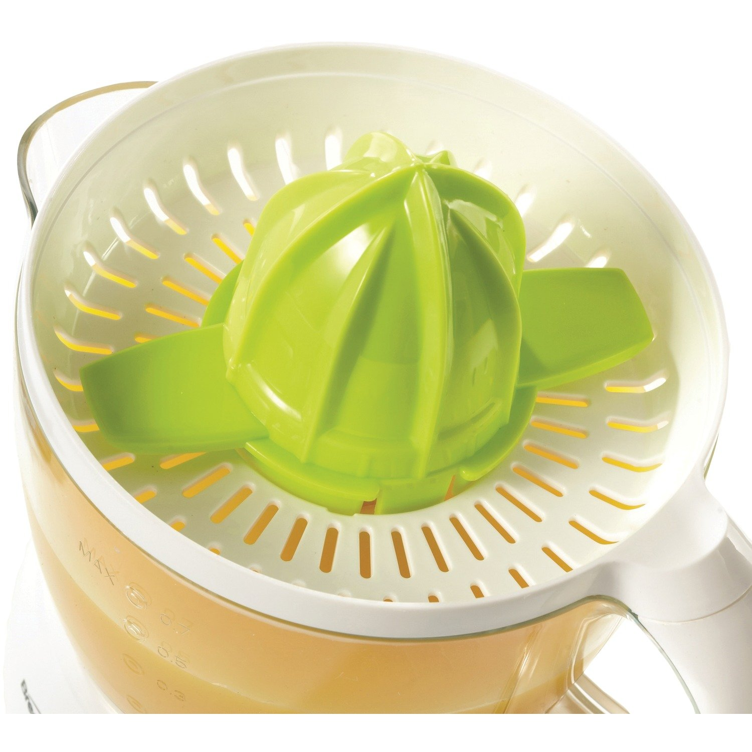 Brentwood  J-15  24oz  Electric  Citrus  Juicer,  White by Brentwood (Image #3)