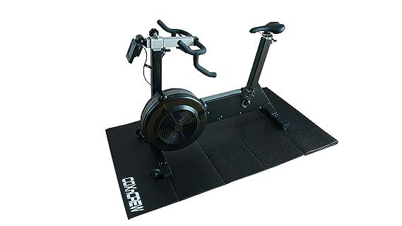 COXnCREW - Cinta de Correr para Bicicleta de montaña, máquina de ...