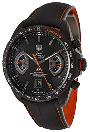292d8690ed7e Image Unavailable. Image not available for. Color  Tag Heuer Grand Carrera  Men s Chronograph Watch ...