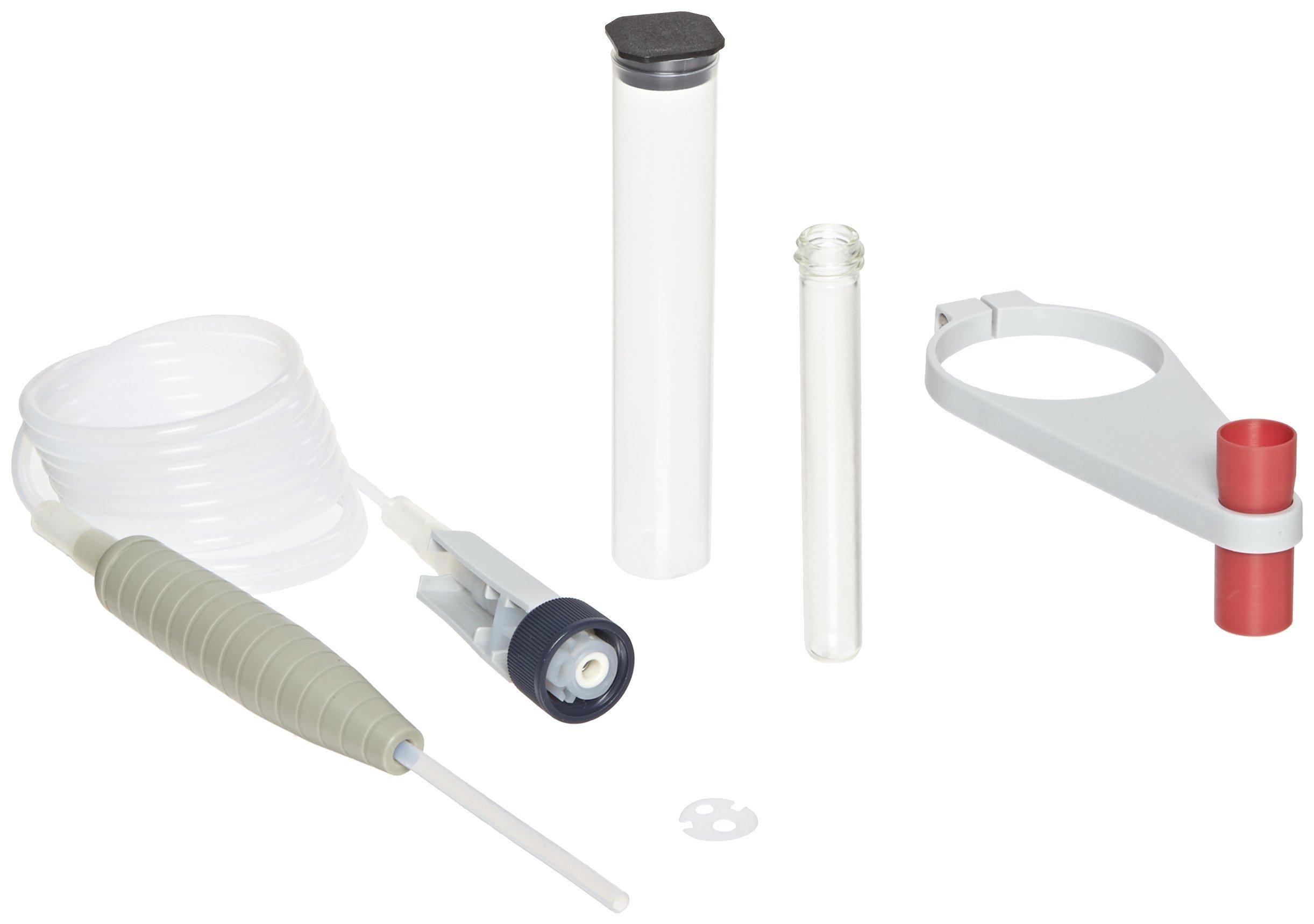 BrandTech 707926 Flexible Discharge Tubes for Dispensette III and Dispensette Organic Bottletop Dispensers, Nominal Volume 25, 50, 100mL