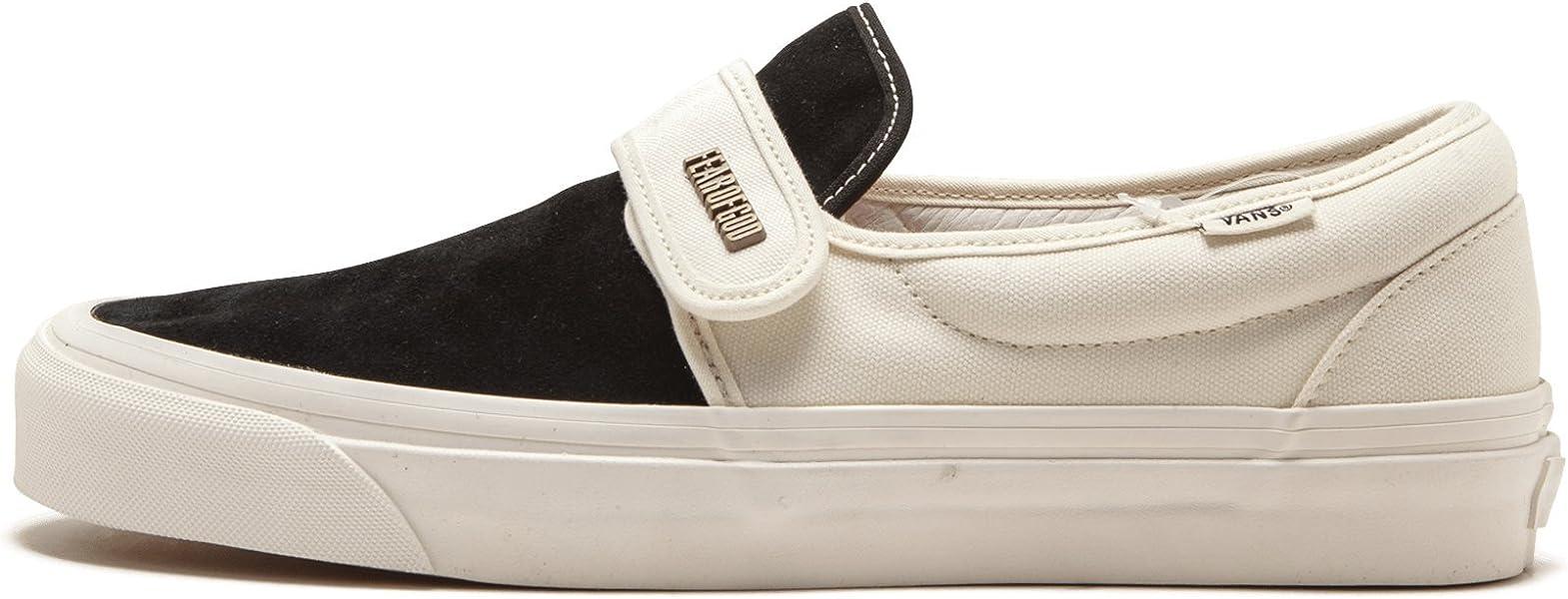 e0cedf950d95 Vans Slip-On 47 V DX (Fear of God) Black White
