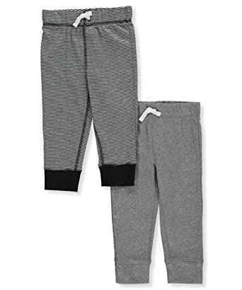 8e57b963f Amazon.com: Carter's Baby Boys' 2-Pack Pants: Clothing