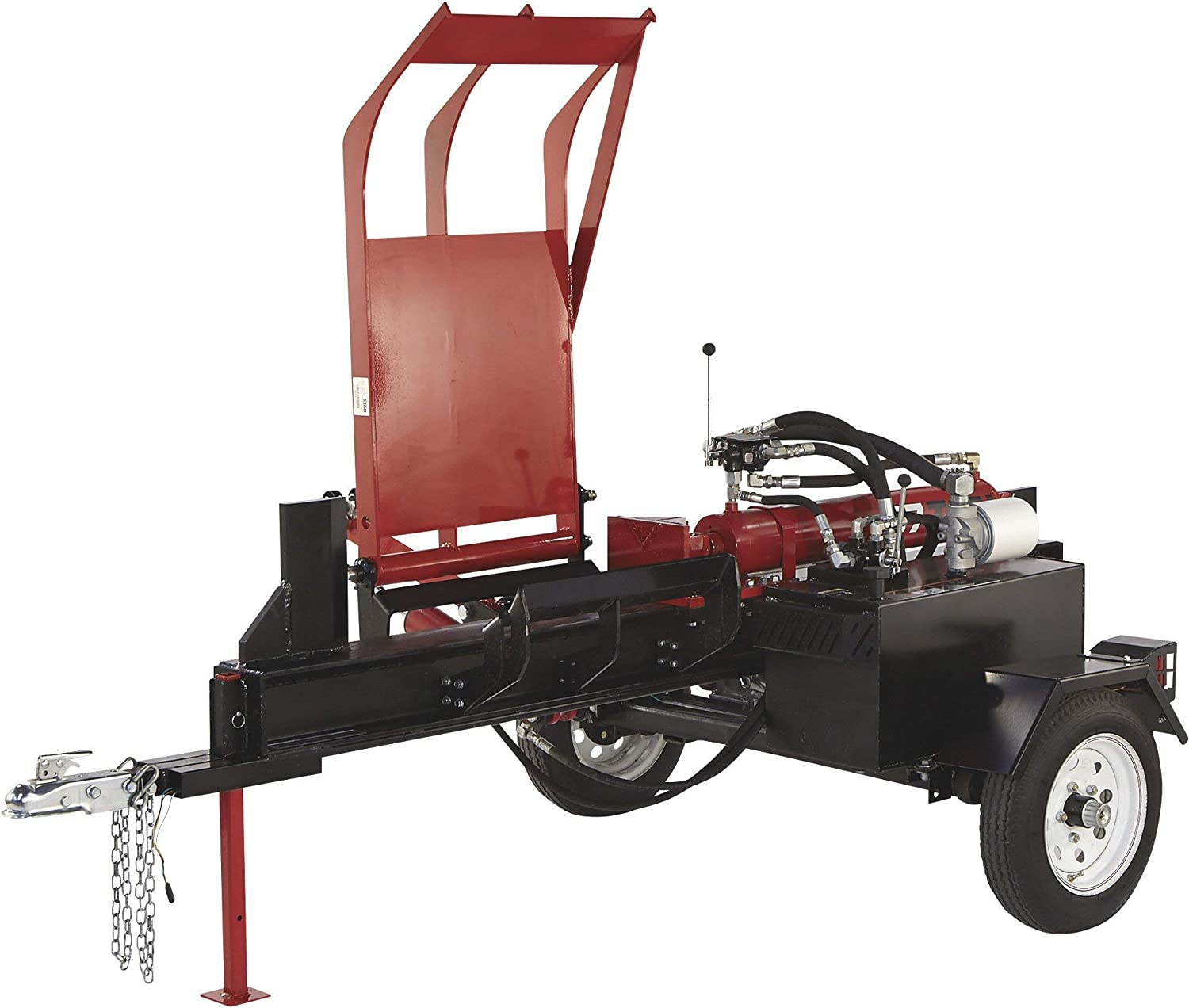 NorthStar Horizontal Log Splitter with Log Lift - 37-Ton, 389cc Honda GX390 Engine