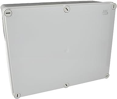 Abb-entrelec 1sl0858a00 - Caja ip65 310x240x110mm tapa baja opaca ...