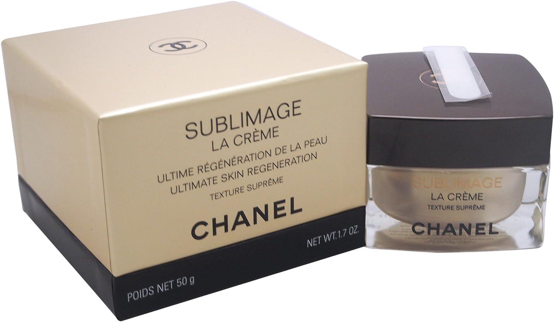 Chanel Sublimage La Crème Texture Suprême 50 Gr 1 Unidad 0.05 g: Amazon.es: Belleza