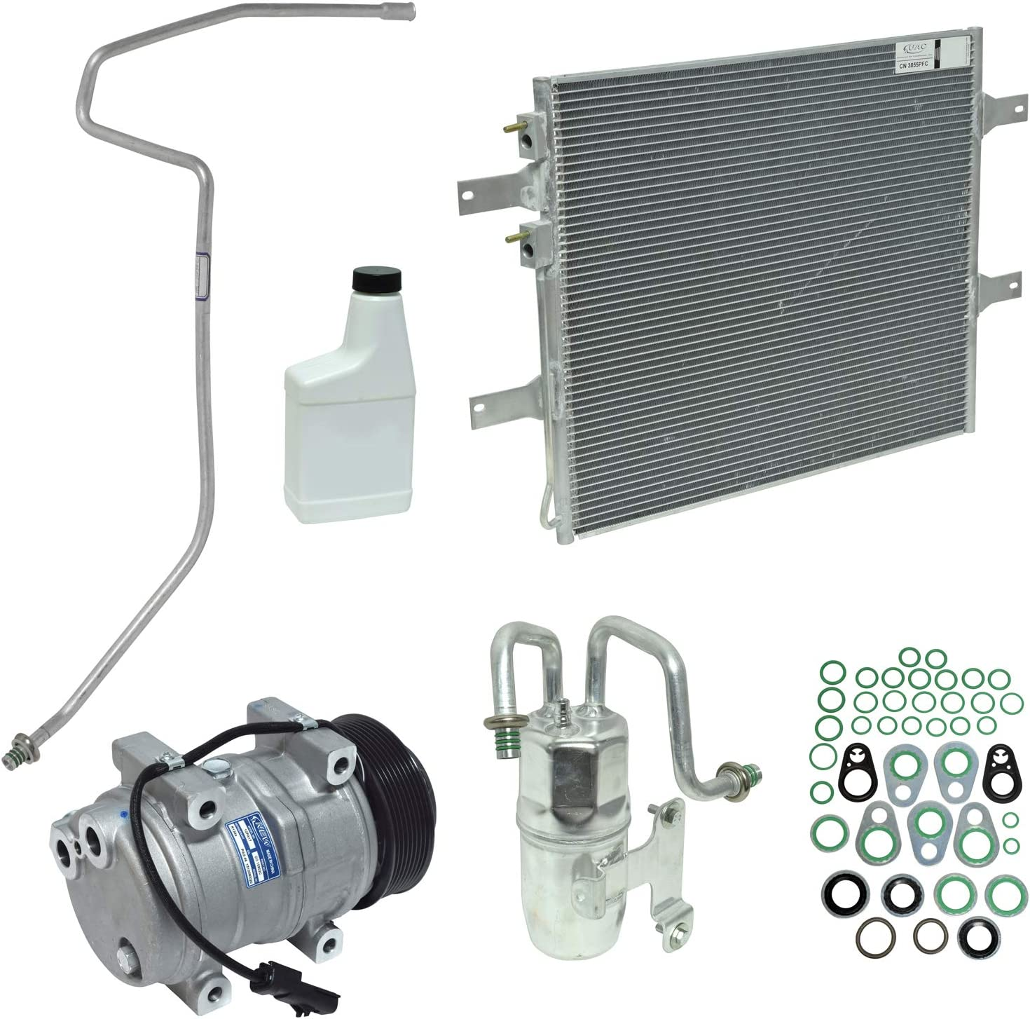 A//C Condenser-Condenser Parallel Flow UAC CN 3855PFC