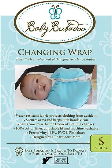 Amazon.com: Pañal del bebé Bubadoo Cambio Wrap: Baby
