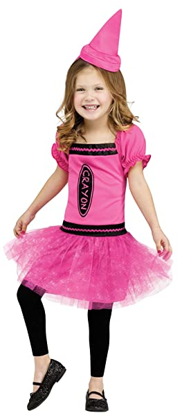 Fun World Costumes Baby Girlu0027s Color Me Cutie Toddler Costume Pink/Black Large  sc 1 st  Amazon.com & Amazon.com: Fun World Costumes Baby Girlu0027s Color Me Cutie Toddler ...
