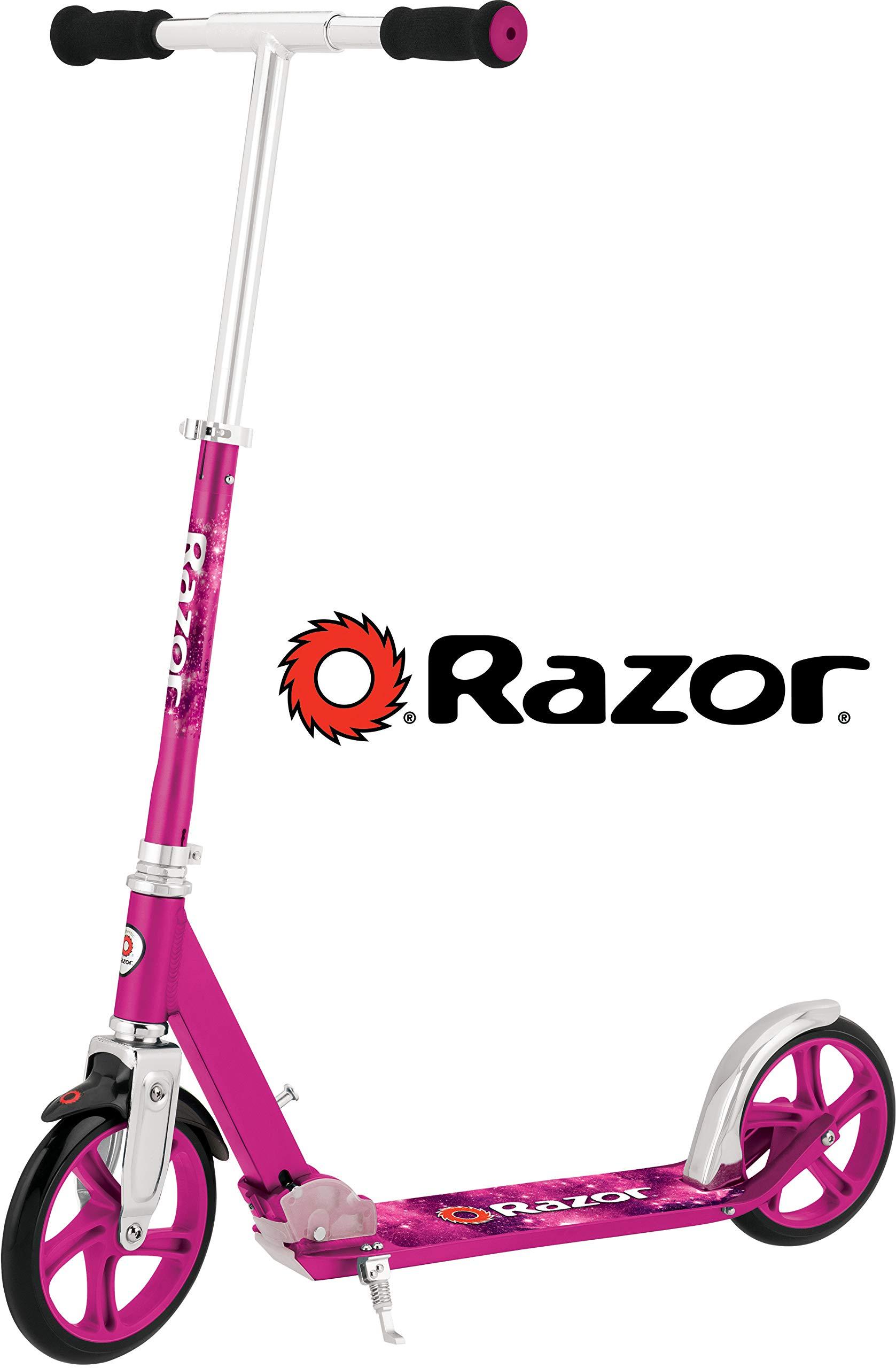 Razor A5 LUX Kick Scooter - Pink - FFP - 13013262 by Razor