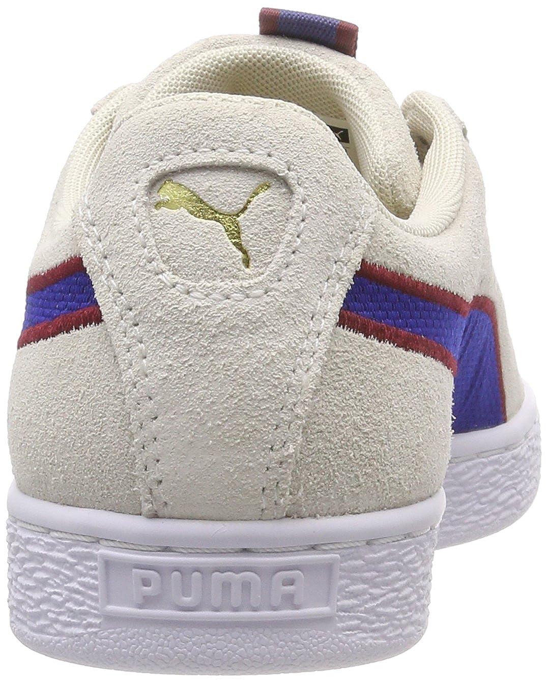 Puma Suede Classic Sport Stripes, Sneakers Basses Mixte Adulte
