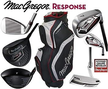 MacGregor Response Deluxe - Set de golf para hombre con ...