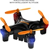 Metakoo Mini Drone Quadcopter Altitud Mantenga 2.4G 4 canales 6-Axis Gyro RC drone LED Bee