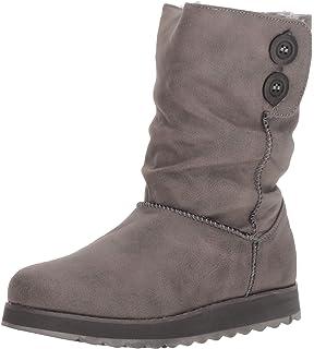 66f9cec830d Skechers Australia Shelbys Zurich Ladies Suede Short Winter Boots ...