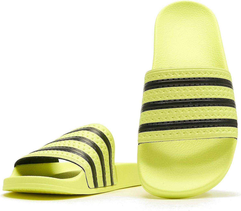 adidas Originals Damen Badeschuhe Adilette W gelb (31) 35 ...