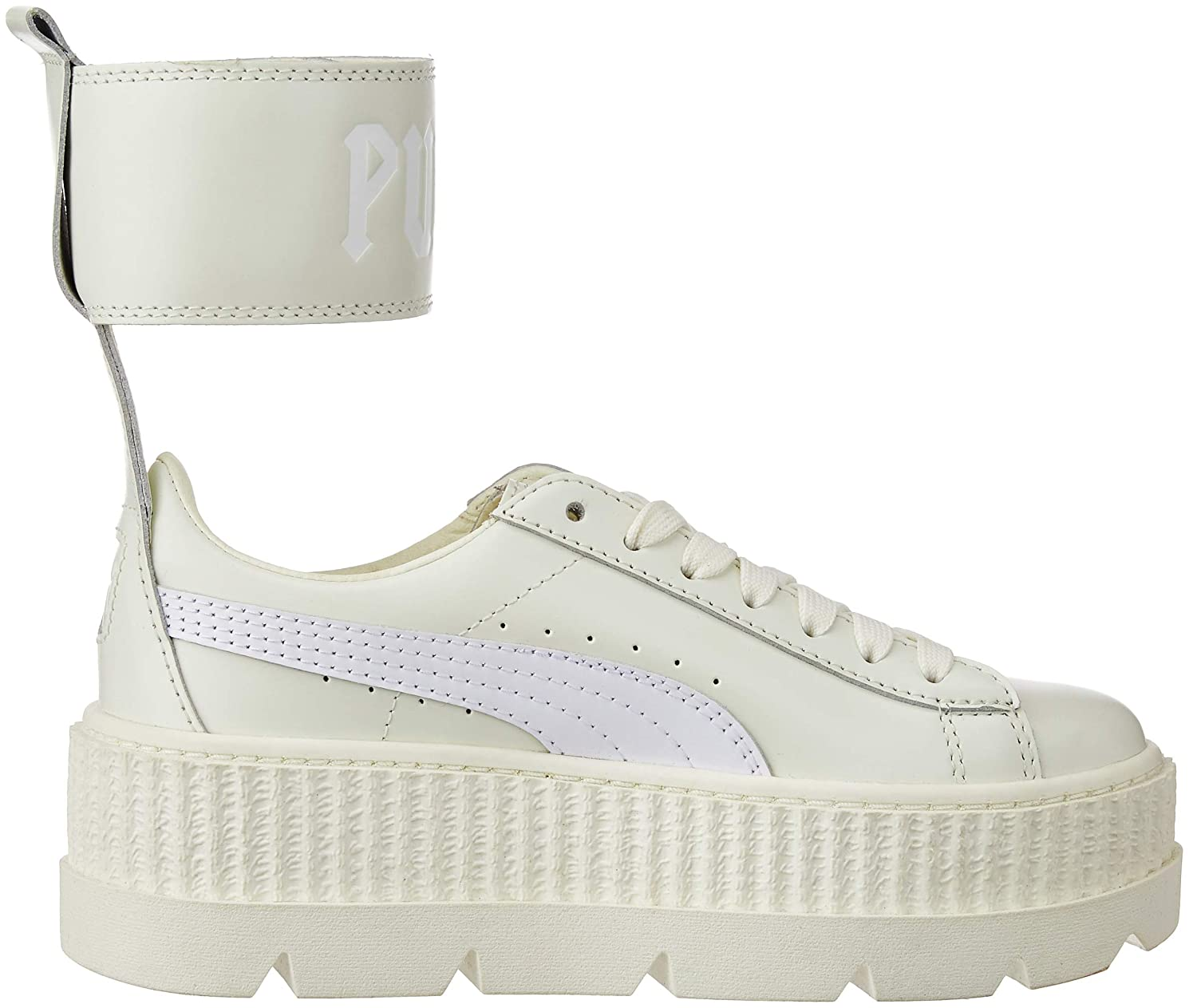 8a99391e0336 Puma Fenty Ankle Strap Sneakers  Amazon.co.uk  Shoes   Bags