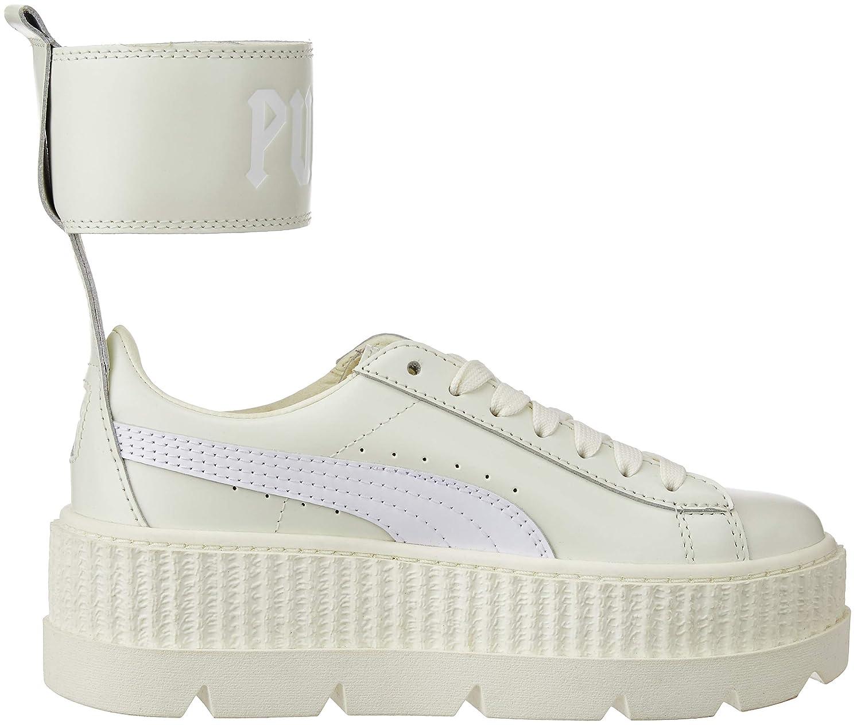Puma x Fenty Rihanna Ankle Ankle Ankle Strap Turnschuhe Vanilla Ice  Schuhe Damen b8df38