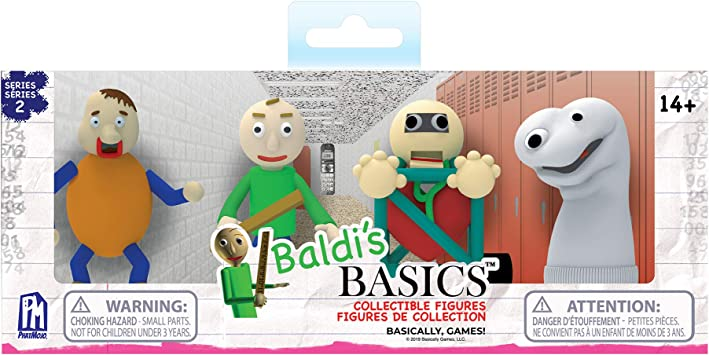 Baldi/'s Basics BB05022 Figure Pack