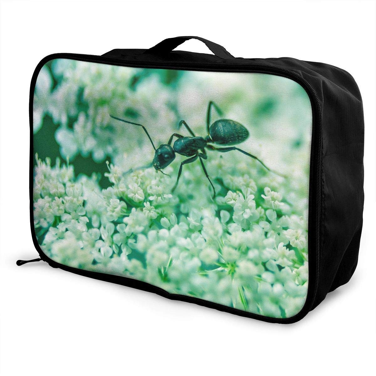 Lightweight Large Capacity Portable Duffel Bag for Men /& Women Orange Crab Travel Duffel Bag Backpack JTRVW Luggage Bags for Travel