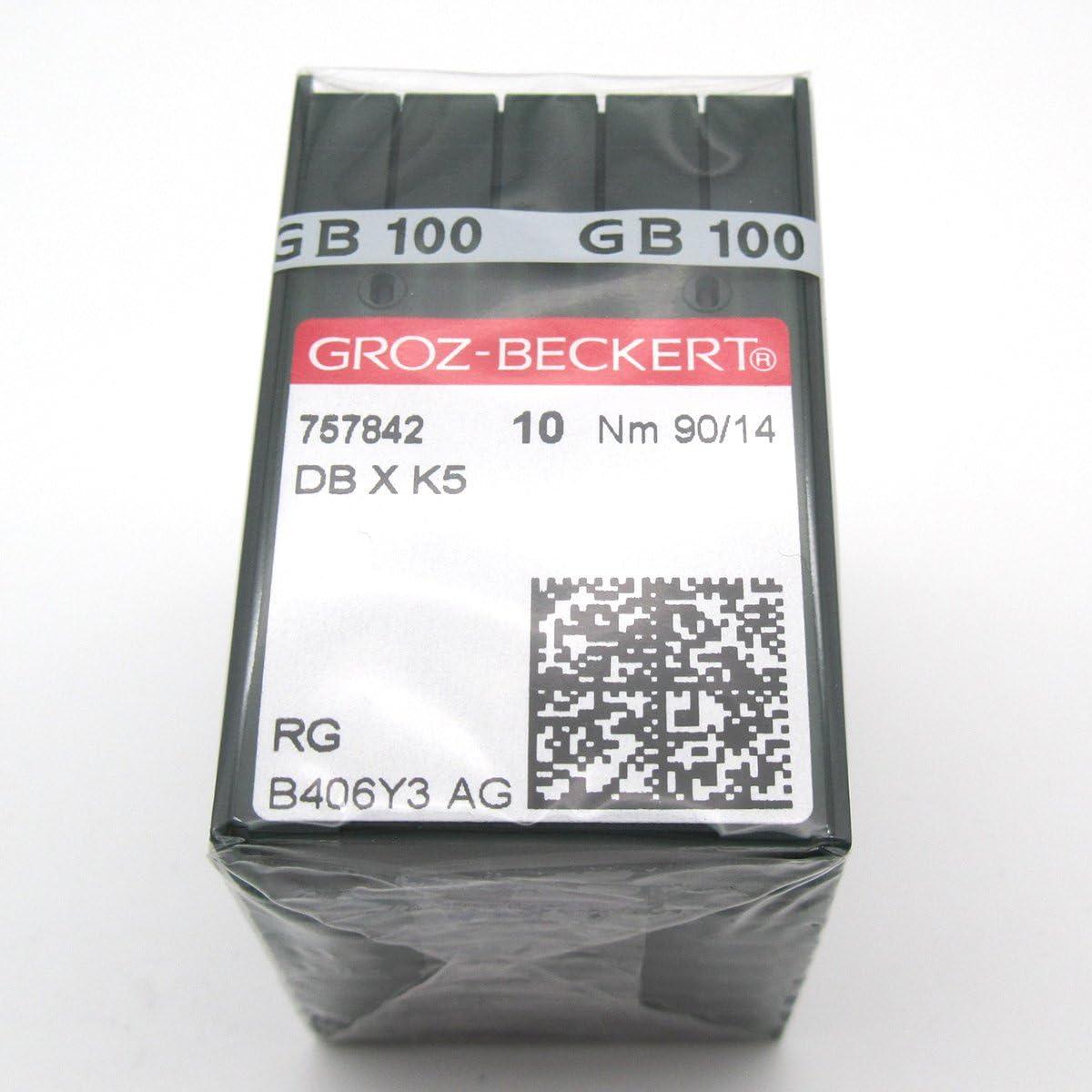 Size 110// 18 100 Organ Titanium DBXK5 Commercial Embroidery Machine Needles Tajima Barudan