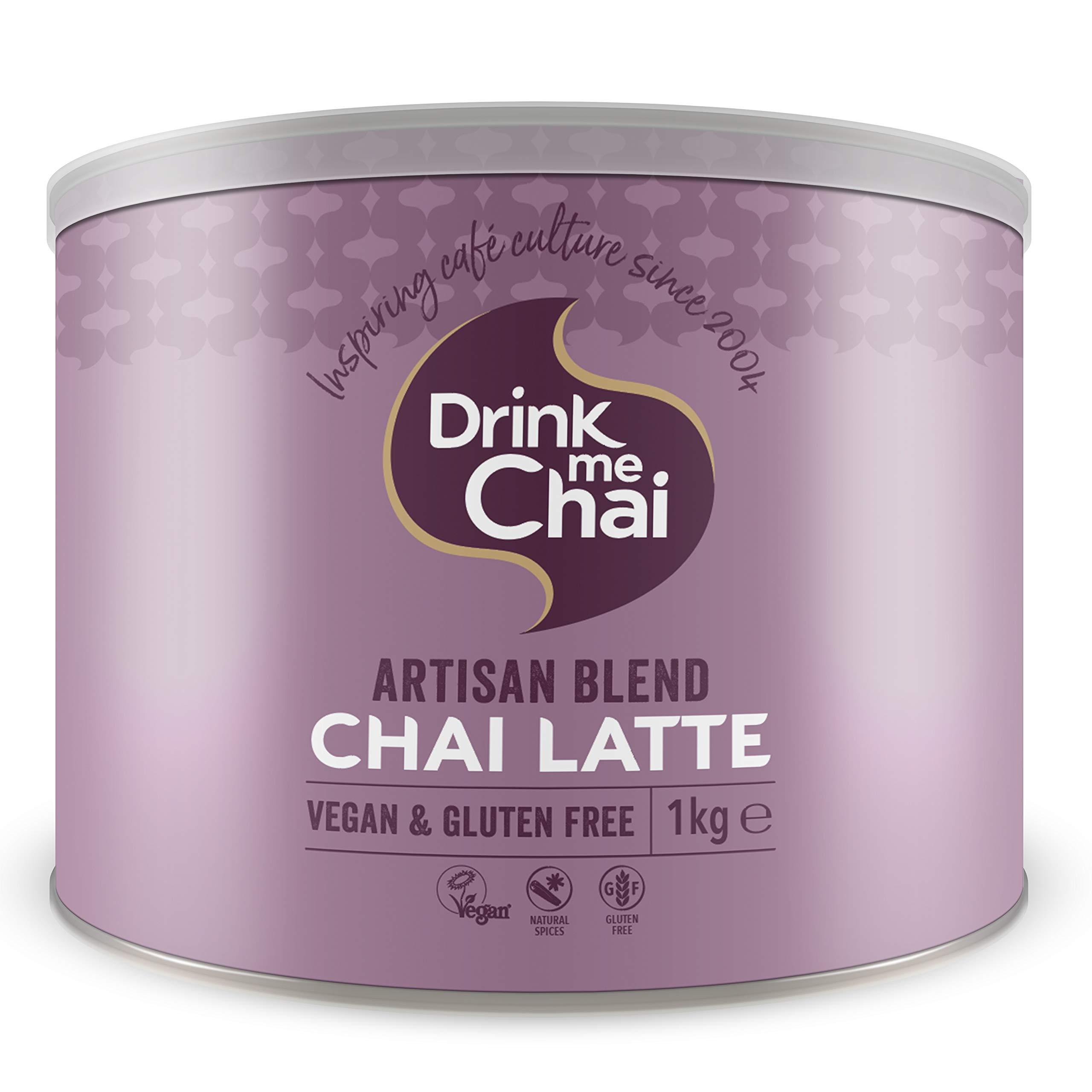 Drink me Chai Spiced Chai Latte Artisan Range 1kg