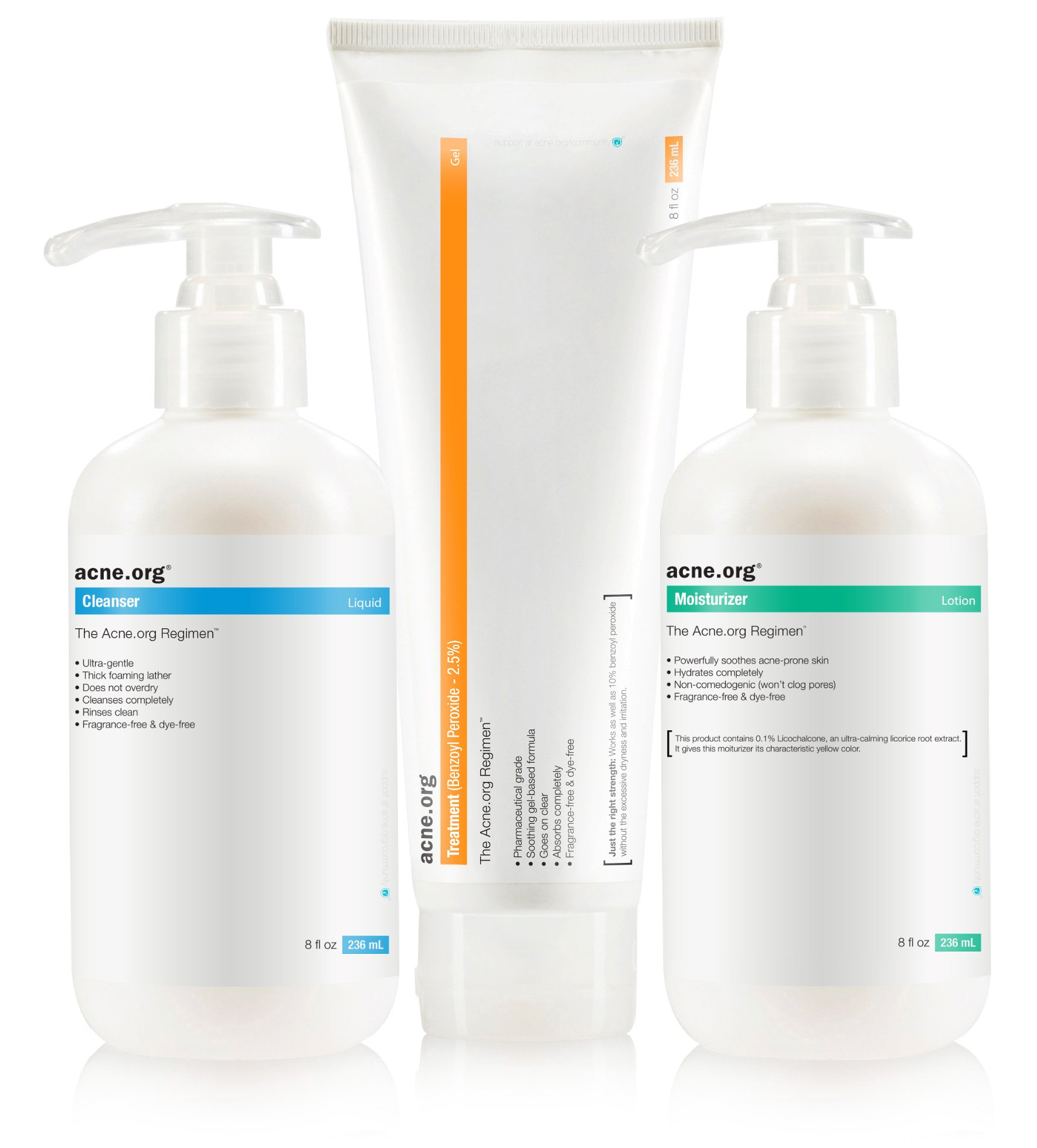 Basiron AC helps with acne Baziron AC: analogue cheaper and reviews