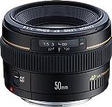 Canon EF 50 mm-f/1.4 USM Lens