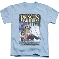 Princess Bride Alt Poster Unisex Youth Juvenile T-Shirt for Girls and Boys