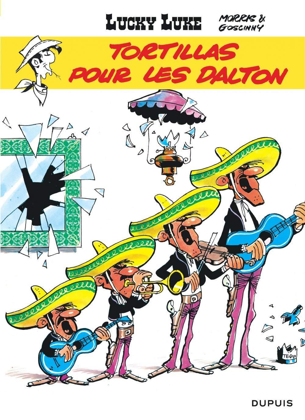 Tortillas Pour Les Dalton Lucky Luke French Edition Goscinny