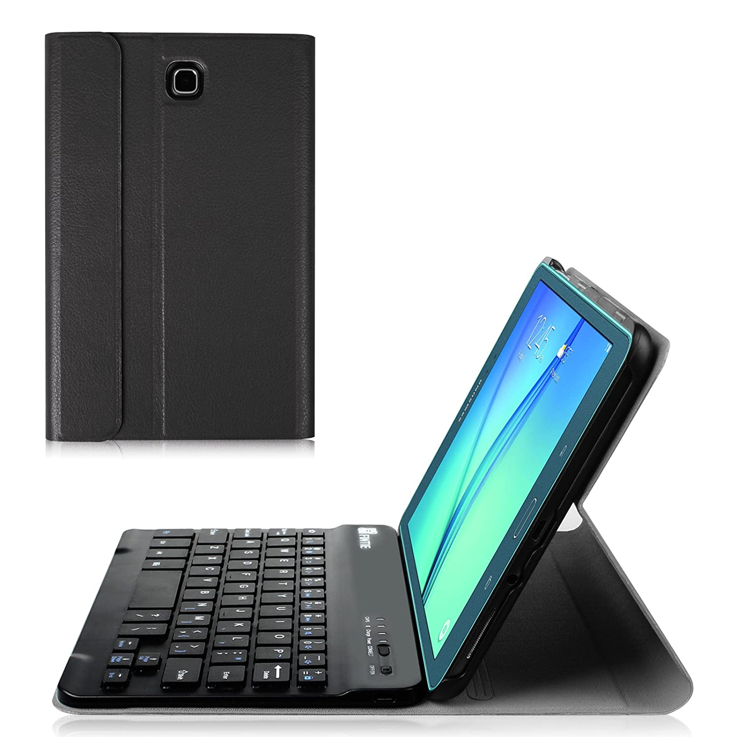 Fintie Keyboard Case For Samsung Galaxy Tab A 80 2015 Slim P355 Shell Light Weight