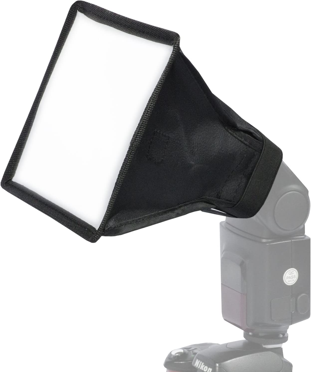 Julius Studio Collapsible Light Diffuser Cover JSAG298 Mini Softbox for Camera Photo Video /& Flash Light with Velcro