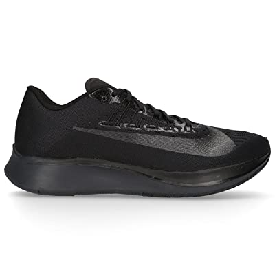 Nike Women's WMNS Zoom Fly Trainers (7.5 M US, Black/Black-Anthracite) | Road Running