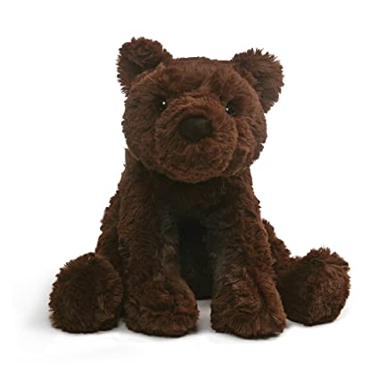 f52b4ed48b89 Image Unavailable. Image not available for. Color: GUND Cozys Collection  Teddy Bear Stuffed Animal ...