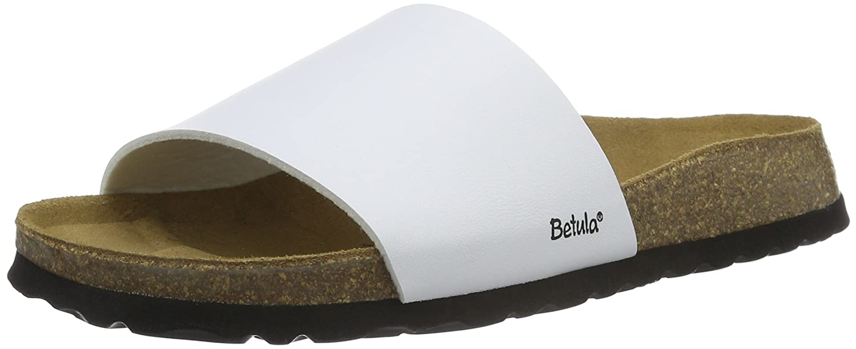 Betula Reggae, Mules Femme, (BF White), 43 EU