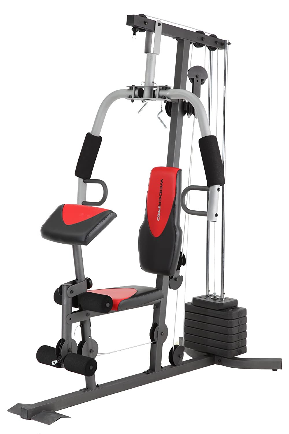 Amazoncom Weider 2980 X Weight System Home Gyms Sports Outdoors