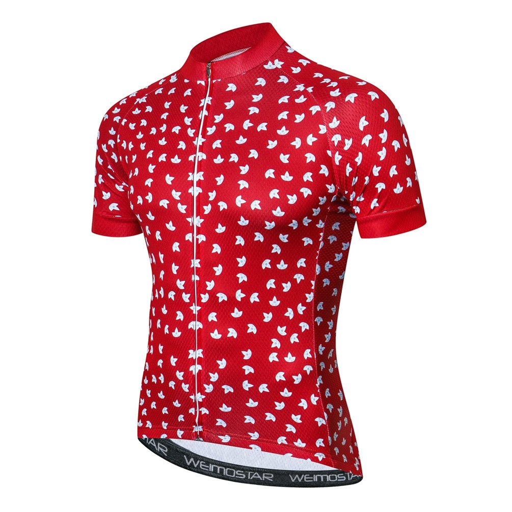 Weimostar 2018 Mountain Bike Jersey Men's Cycling Jersey Comfortable, Quick Dry