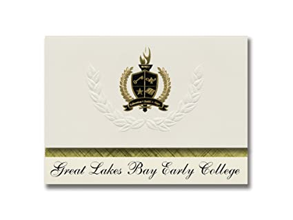 Signature Announcements Great Lakes Bay Early College