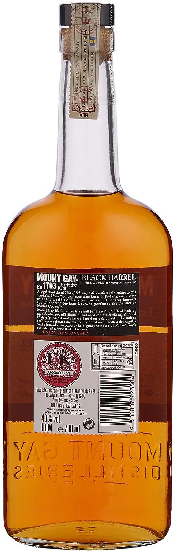 Mt gay black barrel