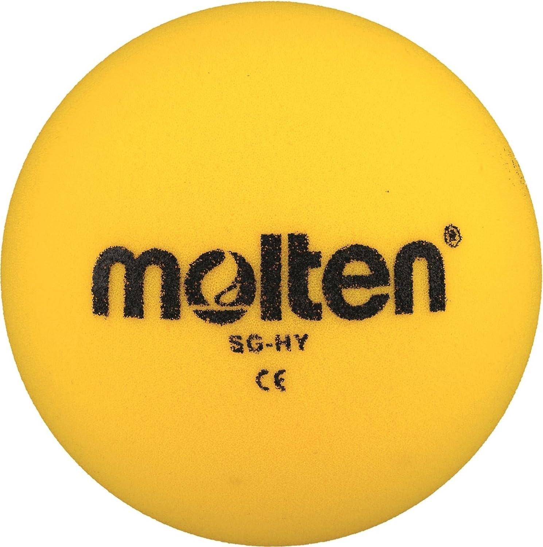 48 X Molten - Pelota de gomaespuma SG de Hy suave Niños Kids Balón ...