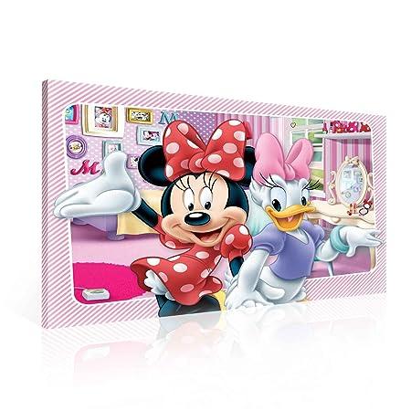 Disney Minnie Mouse Daisy Duck Canvas Print Photo Print O1