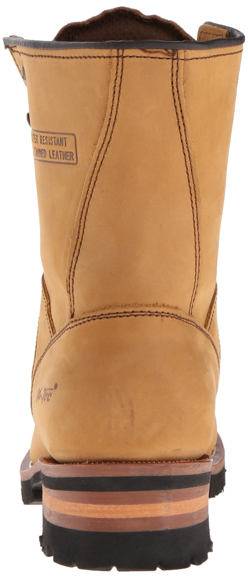 Adtec Men's 9 inch Logger Boot, Brown, 9 W US by Adtec (Image #2)