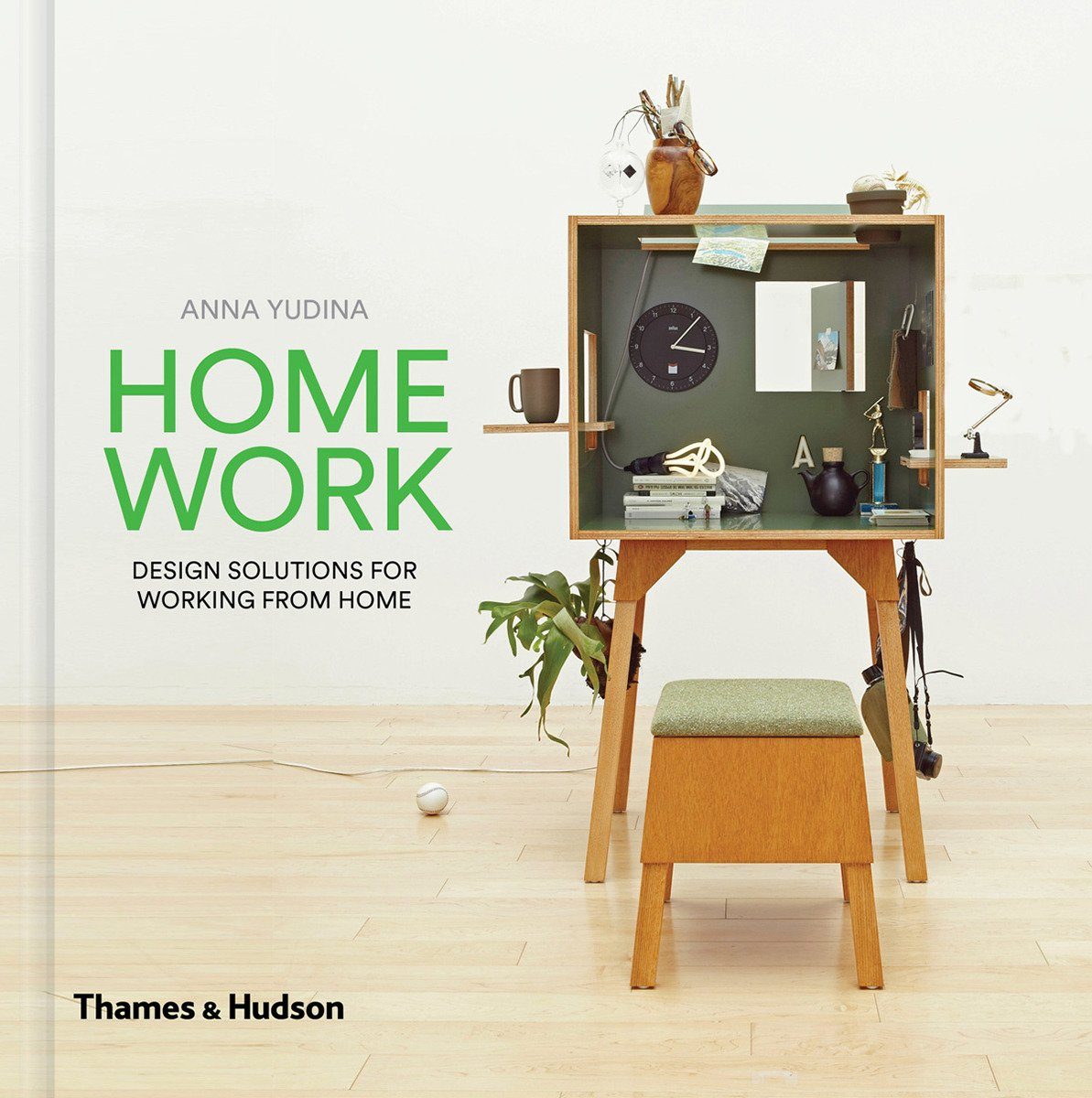 HomeWork: Design Solutions for Working from Home: Amazon.co.uk: Anna ...